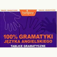 100% Gramatyki j.angielskiego - Tablice