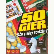 50 gier dla całej rodziny (5+)