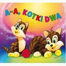 A - A, kotki dwa. Biblioteczka Niedźwiadka