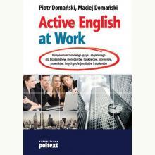 Active English at Work (przecena, uszkodzenie)