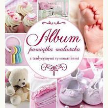 Album Pamiątka Maluszka (różowy)