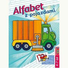 Alfabet z pojazdami