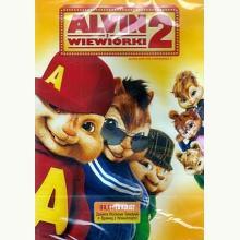 Alvin i wiewiórki 2 DVD