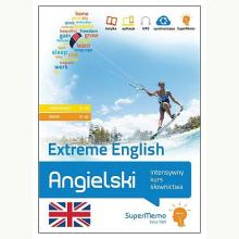 Angielski. Extreme English. Intensywny kurs słownictwa (poziom podstawowy A1-A2 i średni B1-B2)