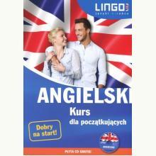 Angielski. Kurs dla początkujących + CD