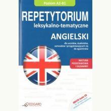 Angielski. Repetytorium leksykalno - tematyczne + Audio CD