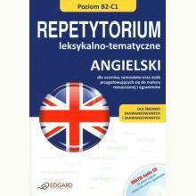 Angielski. Repetytorium leksykalno-tematyczne B2-C1 + CD