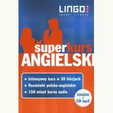 Angielski. Superkurs (książka + CD MP3)
