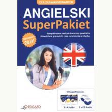 Angielski. SuperPakiet. Dla zaawansowanych (3 książki + 2 audio CD)
