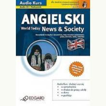 Angielski. World Today News & Society. Kurs audio (książka + CD)