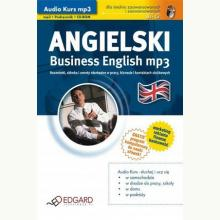 Angielski Business English MP3. Audio kurs (książka + CD)