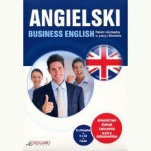 Angielski Business English. Pakiet niezbędny w pracy i biznesie. Audio kurs (2 książki + 3 audio CD + fiszki)