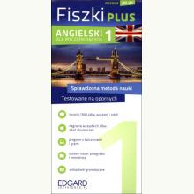 Angielski Fiszki PLUS dla początkujących 1