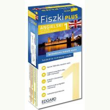 Angielski Fiszki PLUS dla średnio zaawansowanych 1
