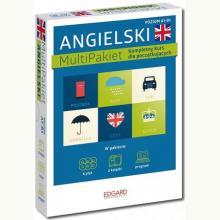 Angielski MultiPakiet - kompletny kurs dla początkujących