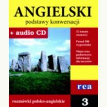 Angielski - podstawy konwersacji + audio CD