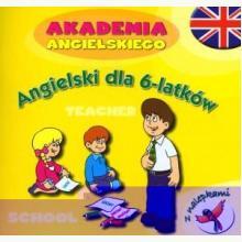 Angielski dla 6-latków. Akademia angielskiego