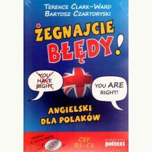 Angielski dla Polaków. Żegnajcie błędy + CD-mp3