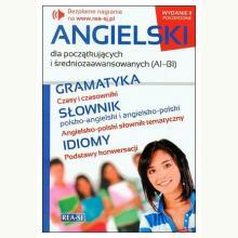 Angielski dla początkujących i średniozaawansowanych (A1 - B1)