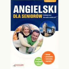 Angielski dla seniorów. (książka + 3xCD-Audio + tabele)