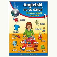 Angielski na co dzień cz.1 ćw + CD (dla klas 1-3)