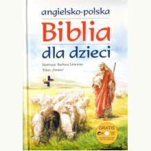 Angielsko - polska Biblia dla dzieci + CD