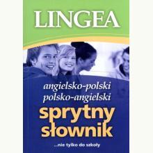 Angielsko-polski i polsko-angielski sprytny słownik + CD