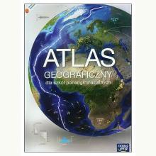Atlas geograficzny dla szkół ponadgimnazjalnych. Zakres podstawowy i rozszerzony