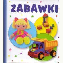 Biblioteczka Smyka - Zabawki