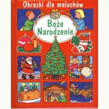Boże Narodzenie. Obrazki dla maluchów (duże)