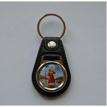 Brelok ze św. Krzysztofem - dla kierowcy