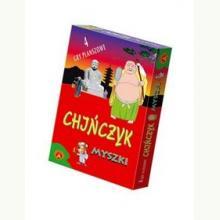 Chińczyk. Myszki. 4 gry planszowe (5+)