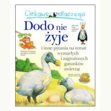 Ciekawe dlaczego dodo nie żyje