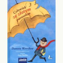 Człowiek ze złotym parasolem