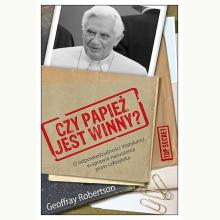 Czy papież jest winny