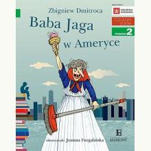 Czytam sobie. Baba Jaga w Ameryce. Poziom 2