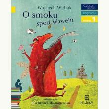 Czytam sobie - O smoku spod Wawelu - Poziom 1 Składam słowa