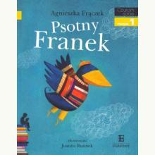 Czytam sobie - Psotny Franek - Poziom 1 Składam słowa