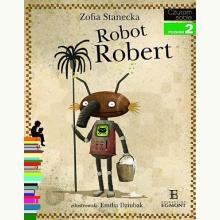 Czytam sobie - Robot Robert - Poziom 2 składam zdania