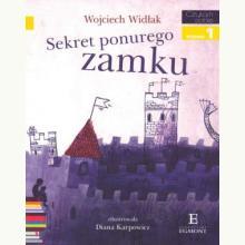 Czytam sobie - Sekret ponurego zamku - Poziom 1 Składam słowa