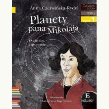 Czytam sobie - Planety pana Mikołaja - Poziom 1 Składam słowa