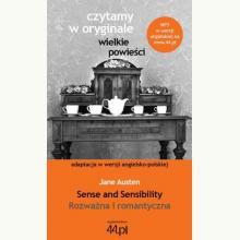 Czytamy w oryginale - Rozważna i romantyczna - Sense and Sensibility