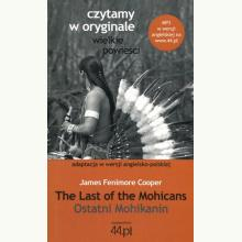 Czytamy w oryginale - Ostatni mohikanin - The last of the Mohicans