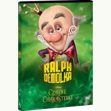 Disney. Ralph Demolka DVD