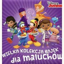 Disney Junior. Wielka kolekcja bajek dla maluchów (przecena)