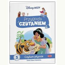 Disney uczy. Księżniczka - Przygoda z czytaniem