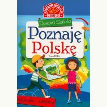 Domowa szkoła. Poznaję Polskę. Książeczka z naklejkami