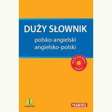 Duży słownik pol-ang, ang-pol + CD