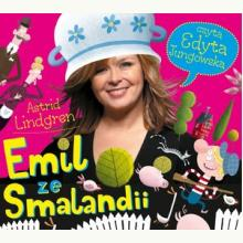 Emil ze Smalandii. Książka audio CD MP3