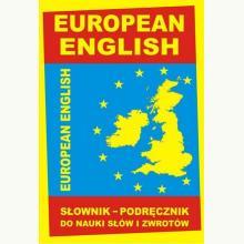 European English. Słownik – podręcznik do nauki słów i zwrotów